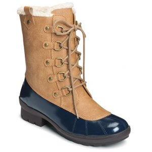 vegan duck boots, vegan winter boots