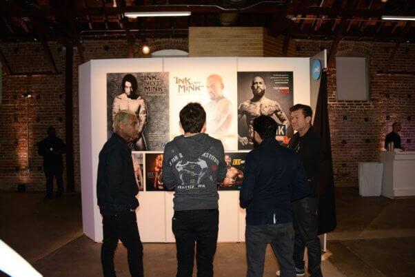 Naked Ambition Gallery, Tony Kanal, PETA Empathy Center