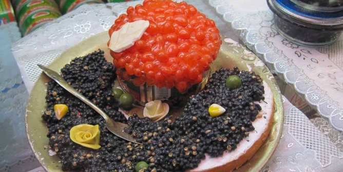If You Didn't Already Think Caviar Was Gross, Watch This Video