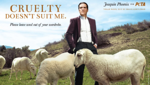 "Award-Winning ""Cruelty Doesn't Suit Me"" with Joaquin Phoenix (Billboard)"