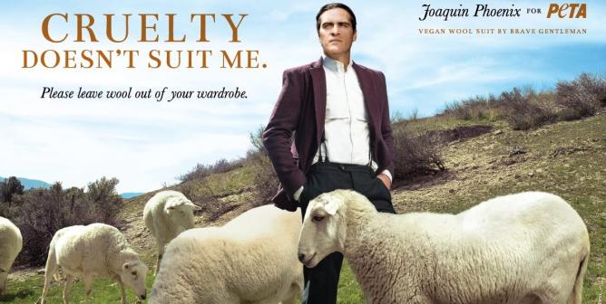 "Award-Winning ""Cruelty Doesn't Suit Me"" with Joaquin Phoenix"