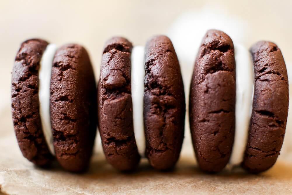 World S Easiest Three Ingredient Vegan Cookie Recipes