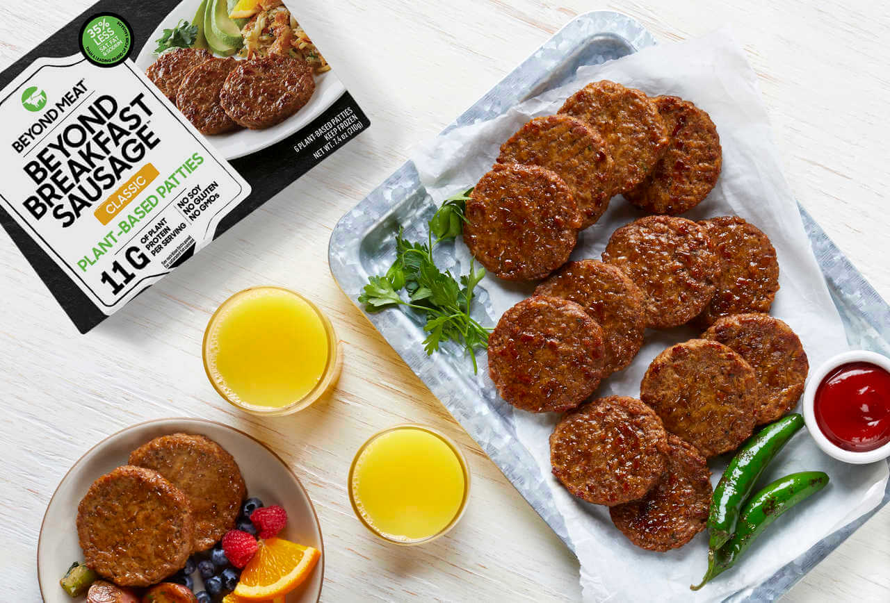 Protein Packed Vegan Breakfast Sausage To Help You Rule The Day