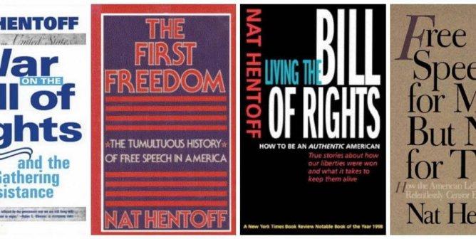 Remembering Free-Speech Champion Nat Hentoff