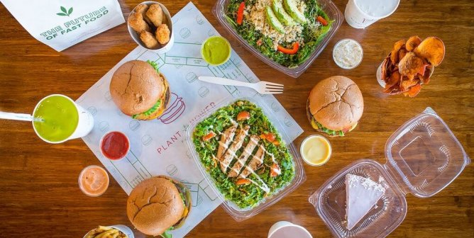 'Plant Power Fast Food' Aims to Change the Drive-Through Game