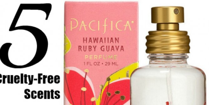 Treat Yourself to 1 of These 5 Cruelty-Free Scents Under $50