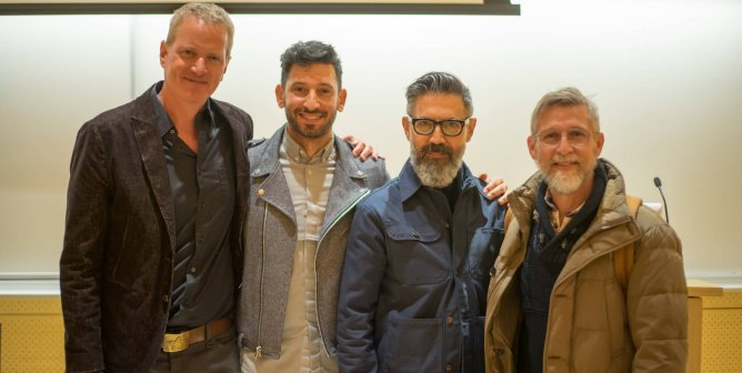 Parsons School of Design Hosts Vegan Fashion Panel Led by Todd Oldham