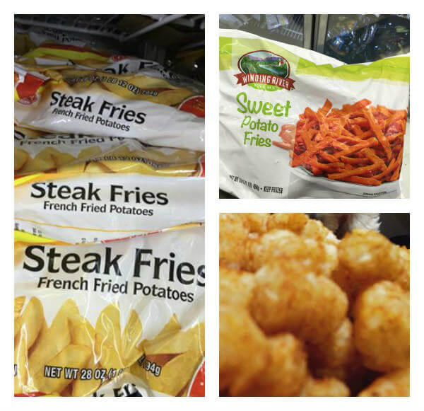 French Fries Hash Browns Tater Tots Wedges Sweet Potato The Dollar Store Can Make Any Dream You Have Come True