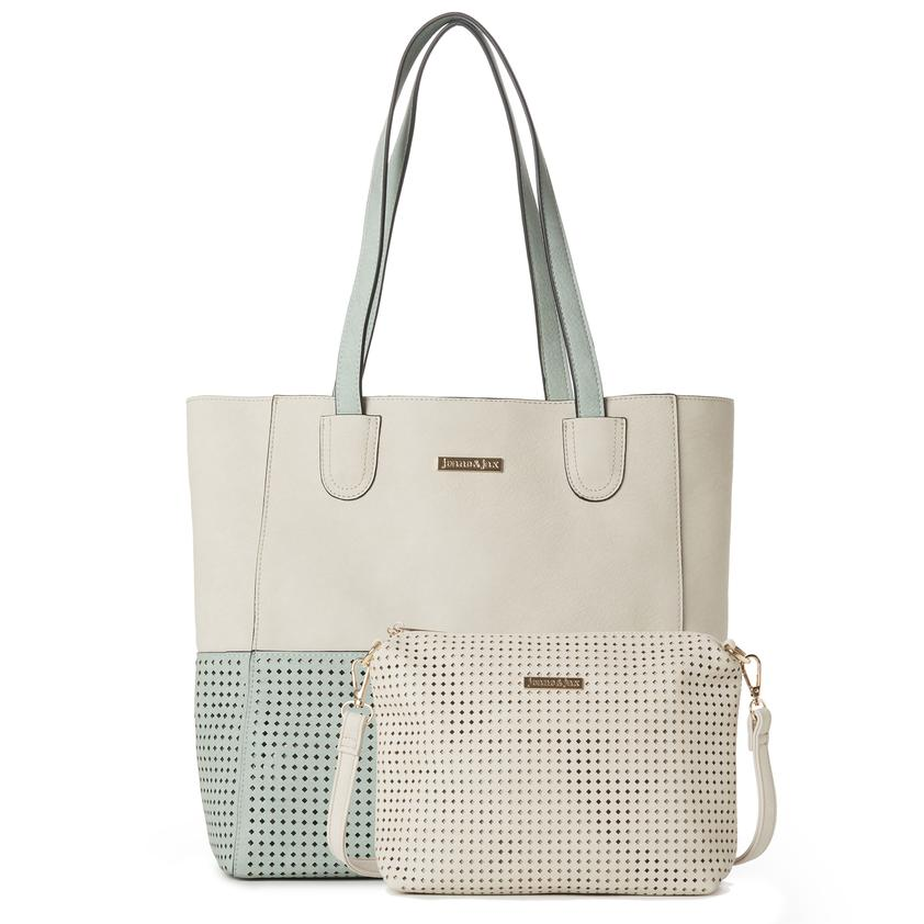 654adf558df3 Vegan fashion house Jeane   Jax is chock-full of swoon-worthy choices. One  of our favorites is the SARA Perforated Tote