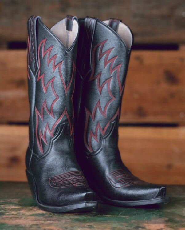 Nice Cowboy Boots - Yu Boots