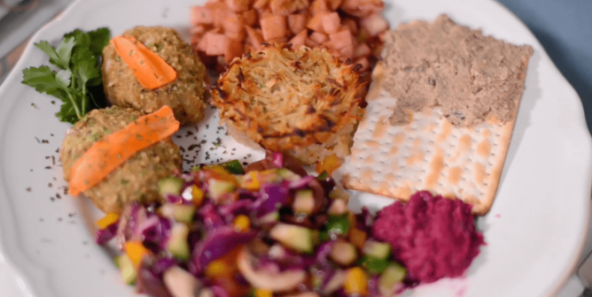 How to 'Veganize' Your Passover Feast