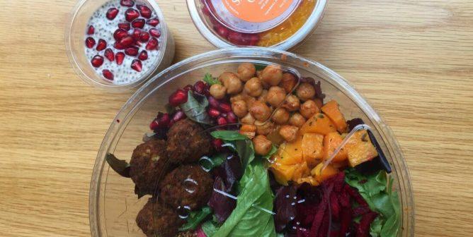 Pret a Manger Adds New Vegan Menu Items
