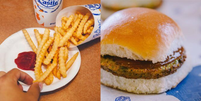 Craving White Castle? You Gotta Get These Vegan Sliders