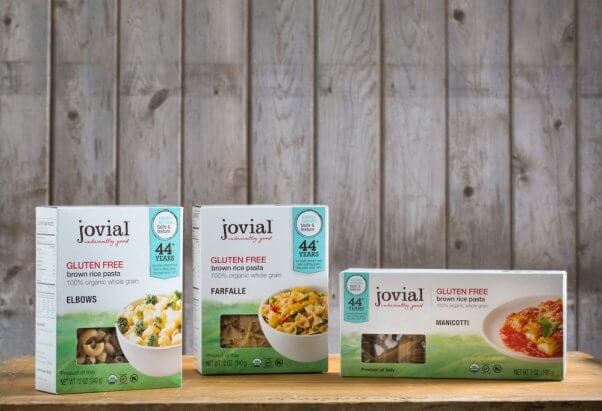 Pasta Brands Jovial