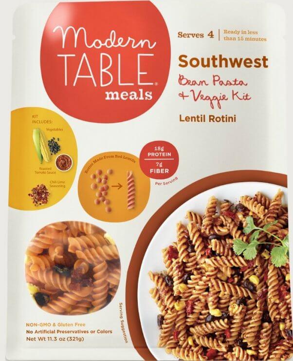 Modern Table Pasta Brands