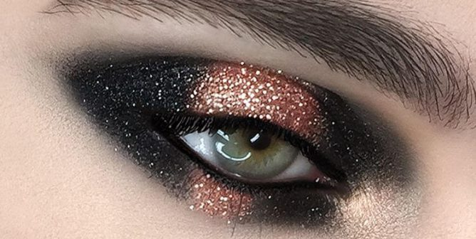Sparkle Is in the Air With Vegan Glitter Makeup