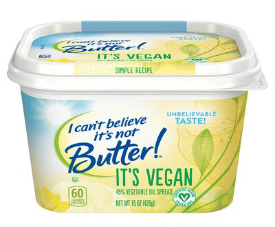 substitute for butter in plant based diet