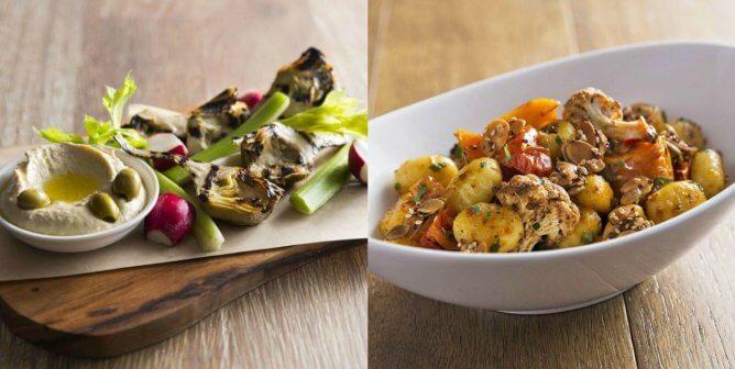 Seasons 52 Restaurant Serves Up an Extensive Vegan Menu