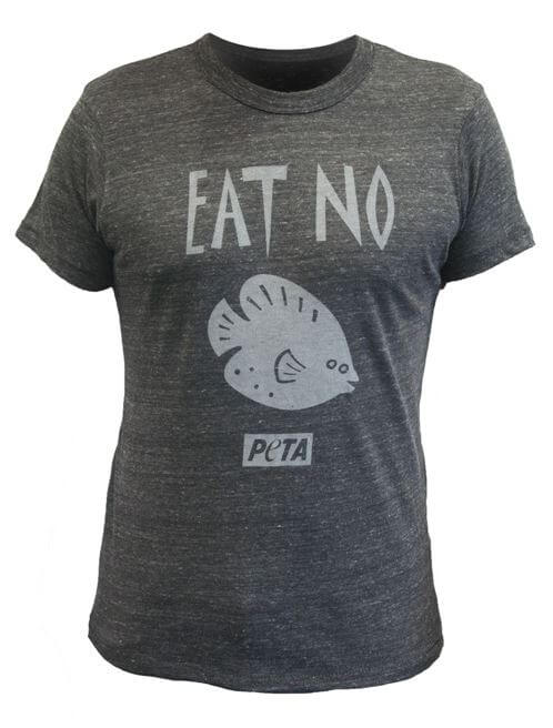 peta tshirts - eat no fish