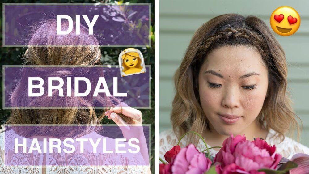 Watch the Wedding Hair Tutorial We Made With Aveda | PETA