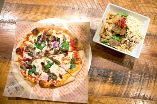 Vegan Pizza at Chain Restaurants (Update August 2019) | PETA