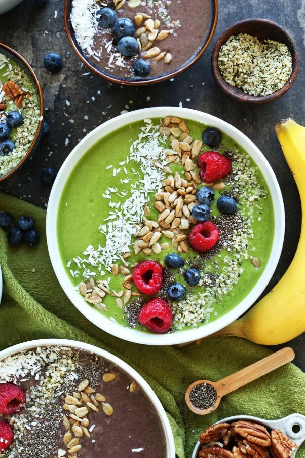 avocado recipes, smoothie recipes, Minimalist Baker