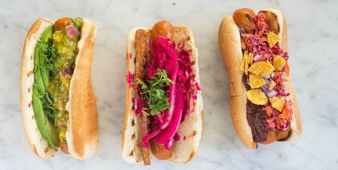 9 Creative Vegan Hot Dog Recipes And Topping Ideas Peta
