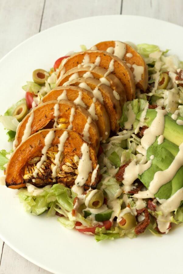 avocado recipes, salad recipes, Loving It Vegan