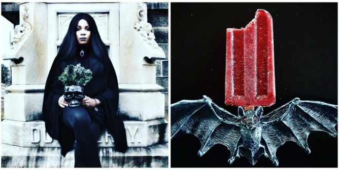 8 Reasons We're Obsessed With Vegan Blogger Goth in the Raw