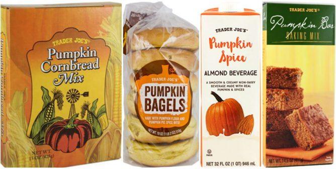 Vegan Trader Joe's Pumpkin Products Perfect for Fall 2020