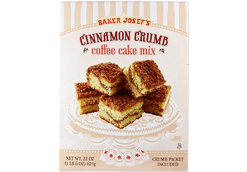 Trader Joes Cinnamon Crumb Coffee Cake Mix