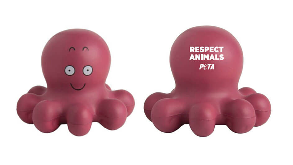 Free octopus squeeze ball toys puck yeah peta peta proposes checking red wings fans for concealed octopuses at the door with consequences including immediate ejection a lifelong ban on attending games voltagebd Images