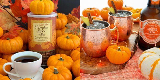 Vegan Trader Joe's Pumpkin Products Perfect for Fall 2021