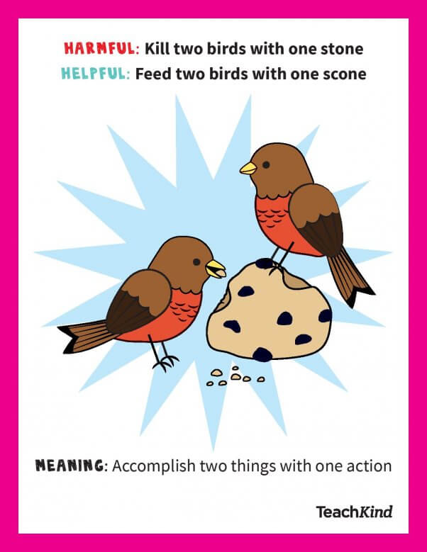 Animal-Friendly Idioms That Your Students Will Love | PETA