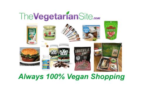 The Vegetarian Site