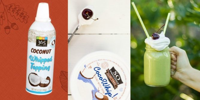 These Vegan Whipped Cream Brands Will Top Any Dairy-Free Dessert Perfectly