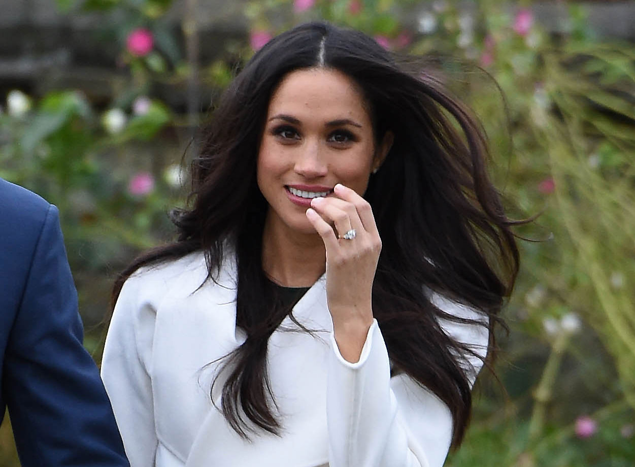 markle guys Prior to her relationship with prince harry, meghan markle confessed her love for british men.