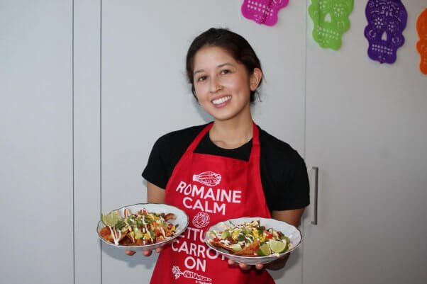 vegan chilaquiles cook off coming to L.A. on Saturday, Nov 4th