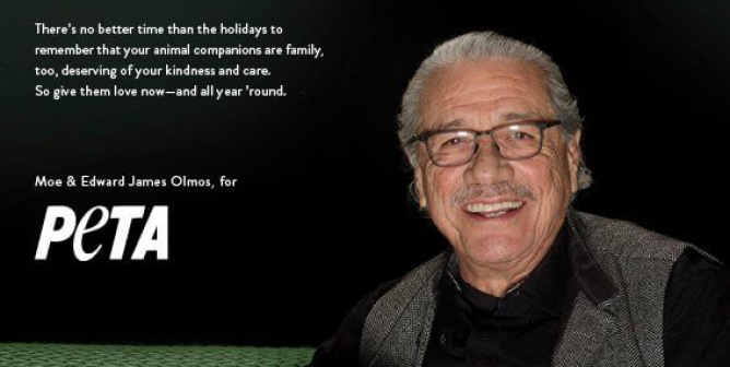 Edward James Olmos: Family Is Family (Holiday)