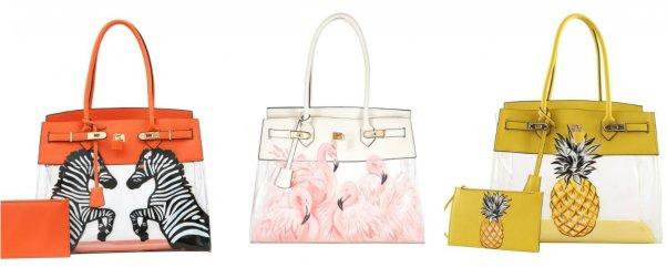 vegan handbags from De-Vesi, a PETA Business Friend