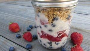 Berry Breakfast Parfait