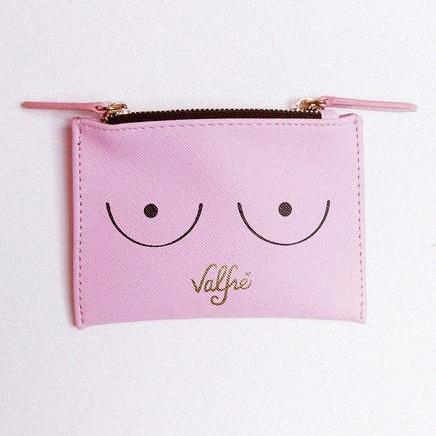 titties coin wallet by valfre
