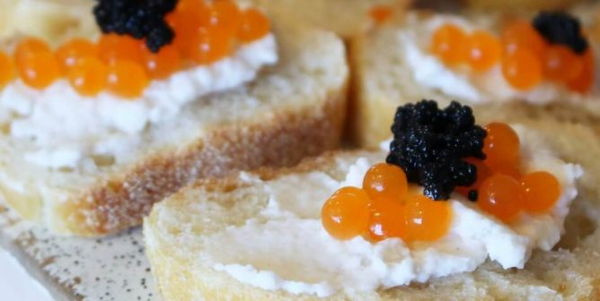 This Vegan Caviar Made From Seaweed Is Saving Billions of Lives