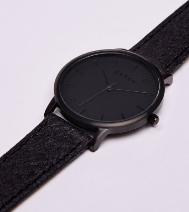 pinatex watch from votch