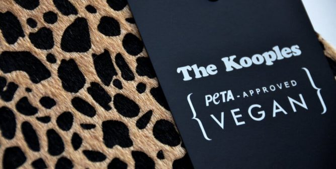 The Kooples x PETA Clutch—Get Yours Today, Before It's Too Late