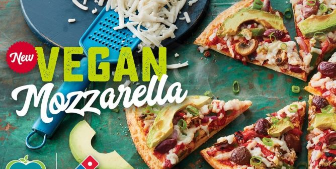 Here's How We Can Have Vegan Domino's Like Australia