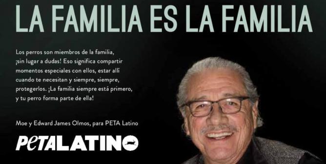 Edward James Olmos: La familia es la familia (Version 2)