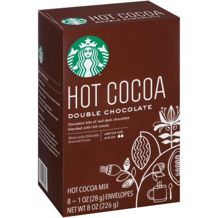 Starbucks Hot Chocolate Canister