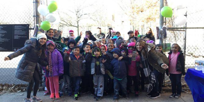 NYC Kids Walk for Elephants