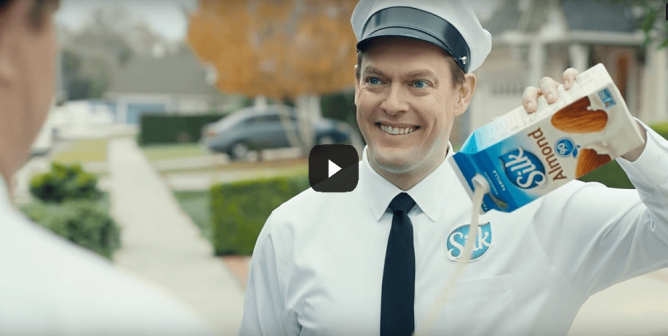 Everyone's Ditching Dairy 'Products' Thanks to Vegan Milk Ads Like These